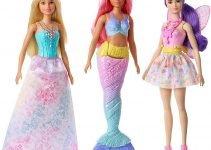 Barbie Dreamtopia, la Bambola per Eccellenza Entra in un Magico Mondo Fatato